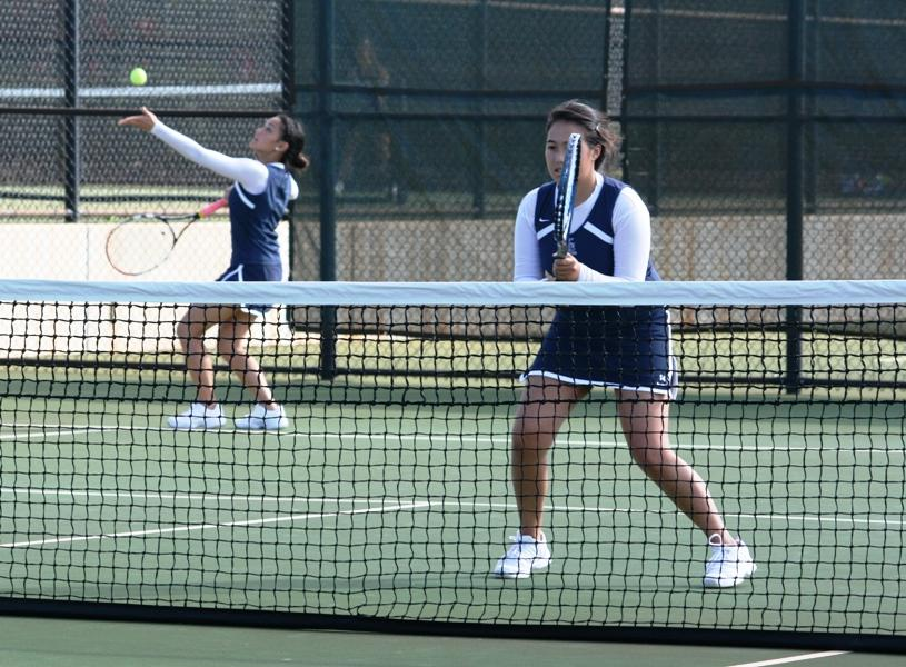 KSM boys tennis evens it up; girls 0-2