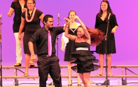 Spring Concert channels popular musical TV show