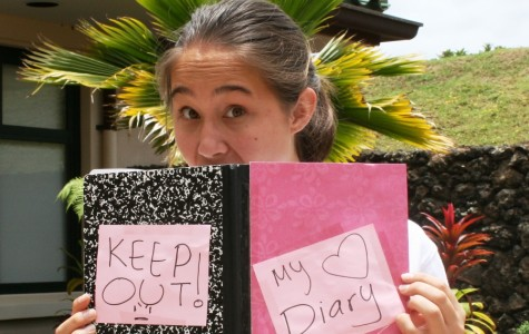 I'm working on it: Diary days