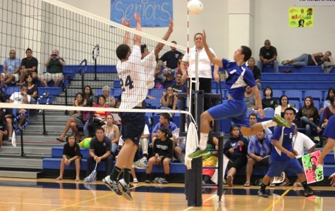 Maui High wins battle with volleyball Warriors