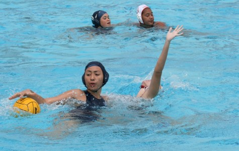 Water polo girls get back in the groove