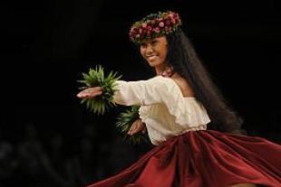 Tori Canha wins Miss Aloha Hula