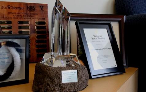 KS Maui wins first place Kaimana Award
