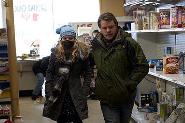 Movie Review: 'Contagion' teaches important lesson