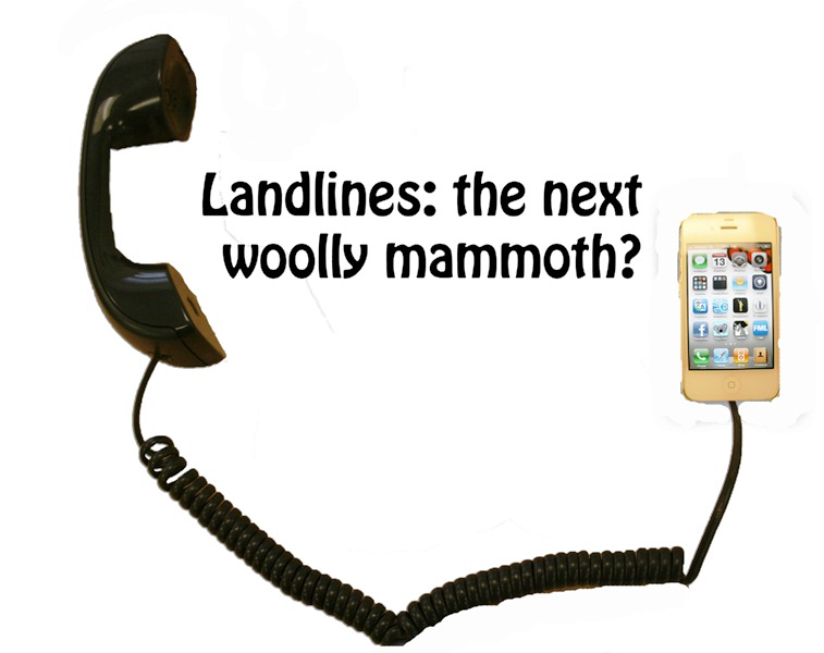 Landlines%3A+The+next+woolly+mammoth%3F