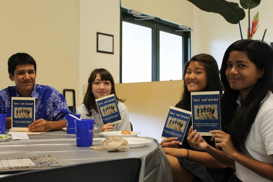 Students recognized for ʻimi naʻauao