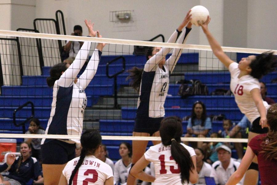 Girls volleyball Maui Warriors earn 8th straight MIL title