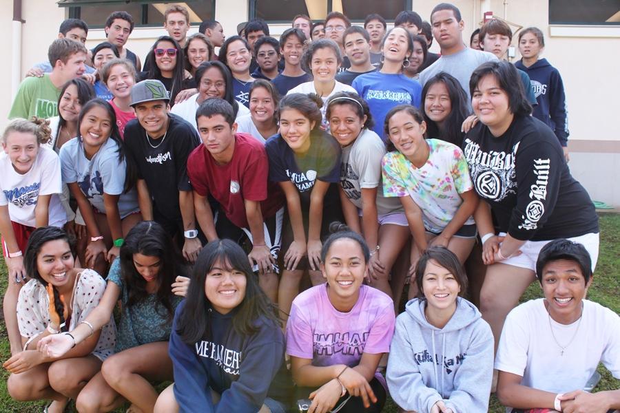Class of 2014 enjoys annual sophomore sleepover