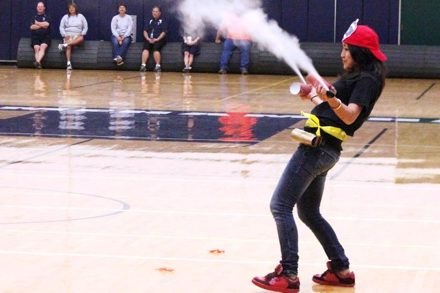 Warriors huliāmahi, wrap up Spirit Week