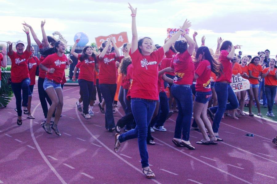 Homecoming 2011: Seniors win new Spirit Week