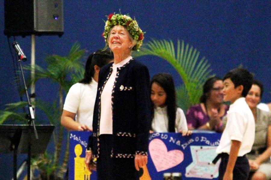 KSBE Trustee Plotts bids Maui campus good-bye