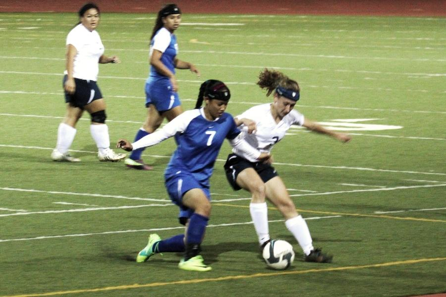 Maui Warriors girls soccer grabs another win