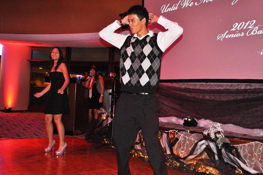 2012 seniors dance 'til they meet again at Senior Ball