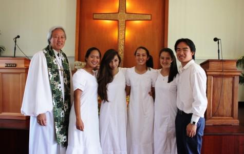 Deputation Team leads worship at Lahuiokalani-Ka`anapali