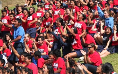 KSM unites for Hawaiian Pride at Red Friday