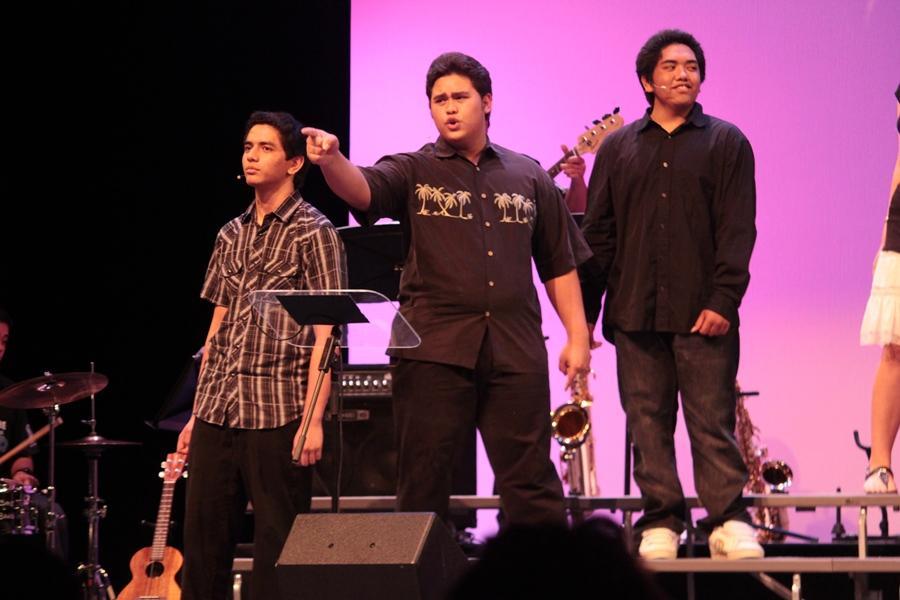 Spring concert wows, Pellazar rocks