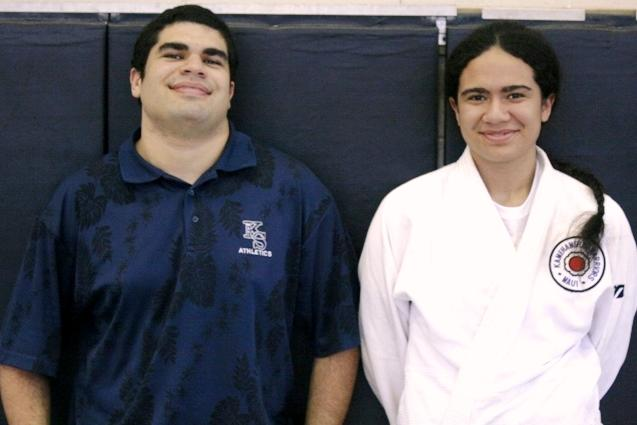 '11 alumnus judoka Kuaana returns to coach