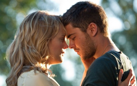 Review: Another Sparks film wows in 'The Lucky One'