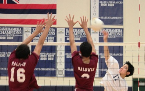 KSM boys volleyball: Warrior spirit emerges against Bears