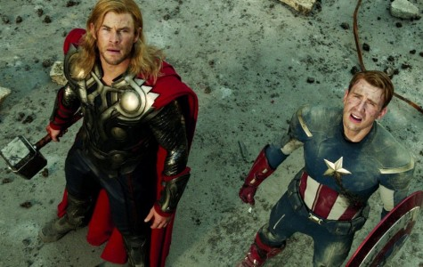 Review: Movie stars band together for 'The Avengers'