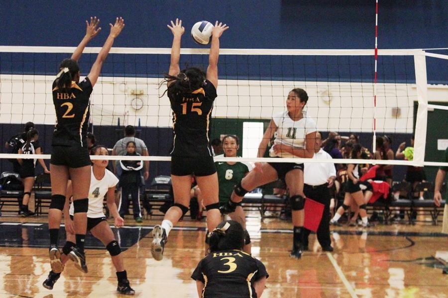 O'ahu teams dominate 2012 Maui Volleyball Invitational