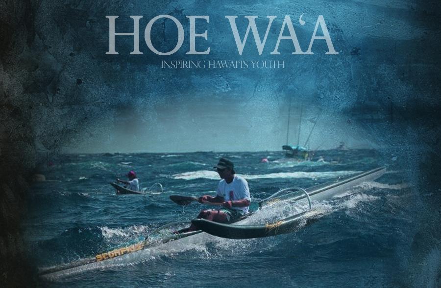 Hoe Waʻa poster