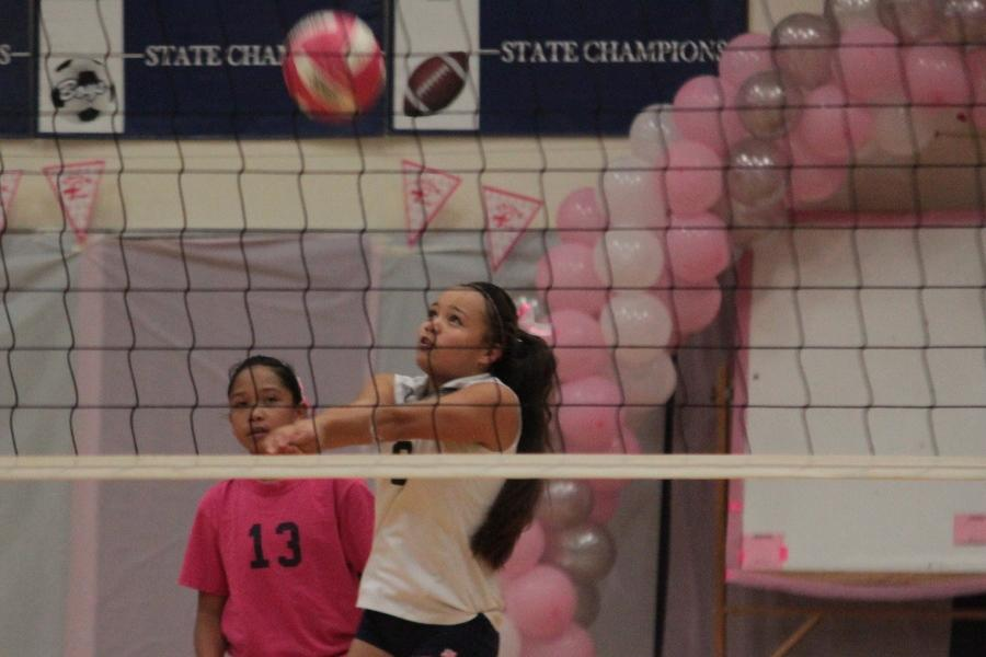 JV volleyball: Nā Ali'i defeat Warriors in final set