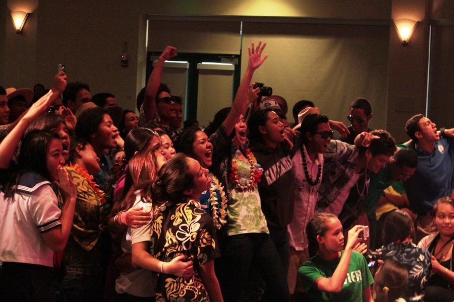 Battle of Bands kicks off '12 Homecoming Week