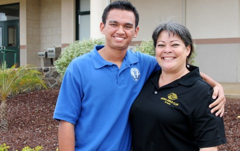Soriano is Maui Boys and Girls Clubs Youth of the Year