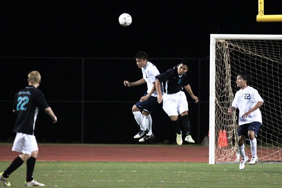 Maui Warrior boys soccer ties with Nā Aliʻi
