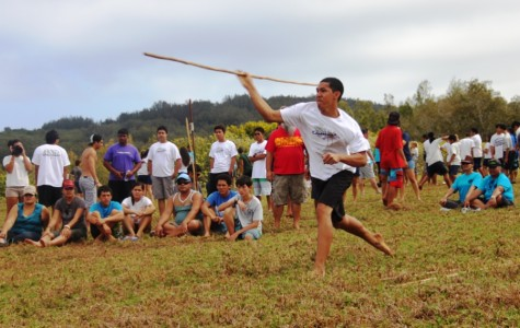 First anokoa take on challenge at Molokaʻi Makahiki