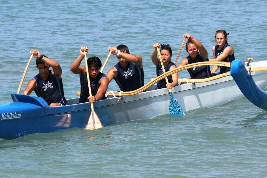 KSM paddling to send three to HHSAA state championship