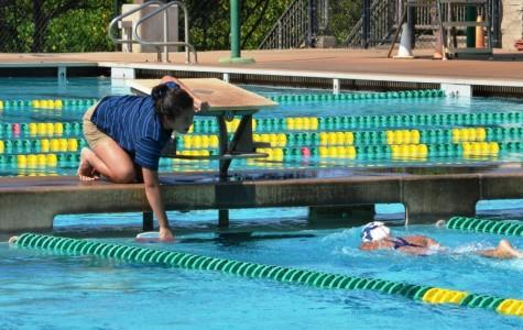 KSM swimmers use meet 5 results for MIL motivation