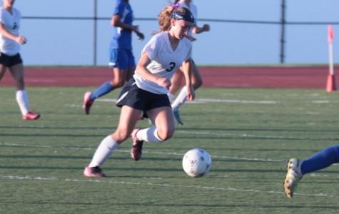 Girls soccer ends season at top of MIL on senior night