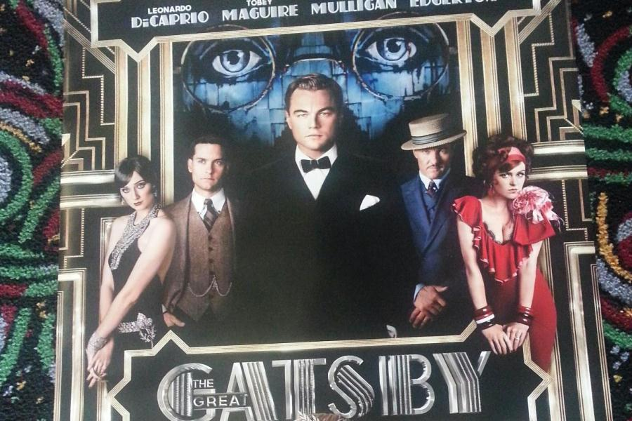 The Great Gatsby is playing at Kaʻahumanu Center and the Regal Wharf Cinema Center.