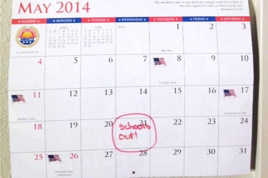 The+last+day+of+school+is+May+21%2C+2014.+There+are+40+more+school+days+until+then%21