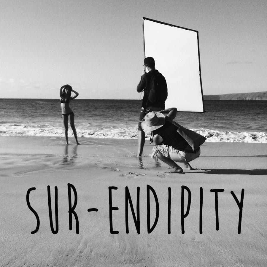 Sur-endipity: Talk about a dream job