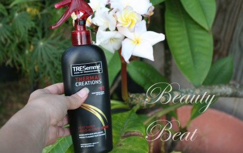 TRESemmé Thermal Creations Heat Tamer Leave-In Spray is the affordable way to shield your hair from the heat.