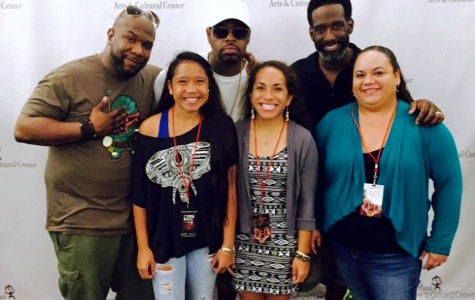 My friends and I got to meet Boyz II Men at the Maui Arts and Cultural Center on February 15, 2015. They're concert was everything we expected and more.