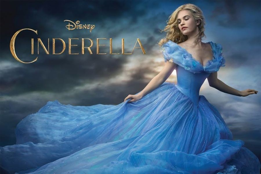 Experience the enchantment for yourselves and see the all new Cinderella movie in theaters now.