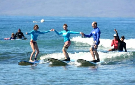 Surf'n Things: Beginner status…never too late!