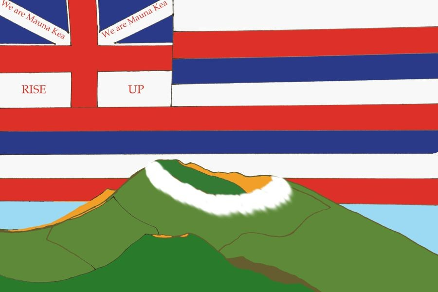 Hawaiʻi, it's up to you what side you stand on, just make sure to choose the right one. You will have to live with it forever.