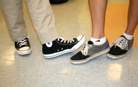 Your shoe, your style: Vans or Converse?