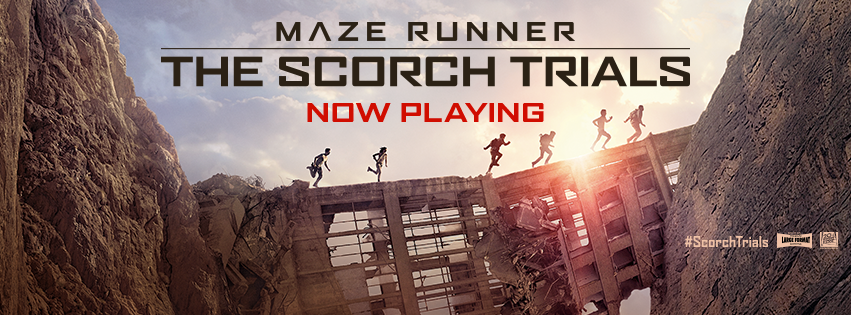 The+Maze+Runner%3A+Scorch+Trials+hit+theaters+on+Friday%2C+September+18.+Get+your+tickets+now+and+witness+the+scorch+for+yourselves.