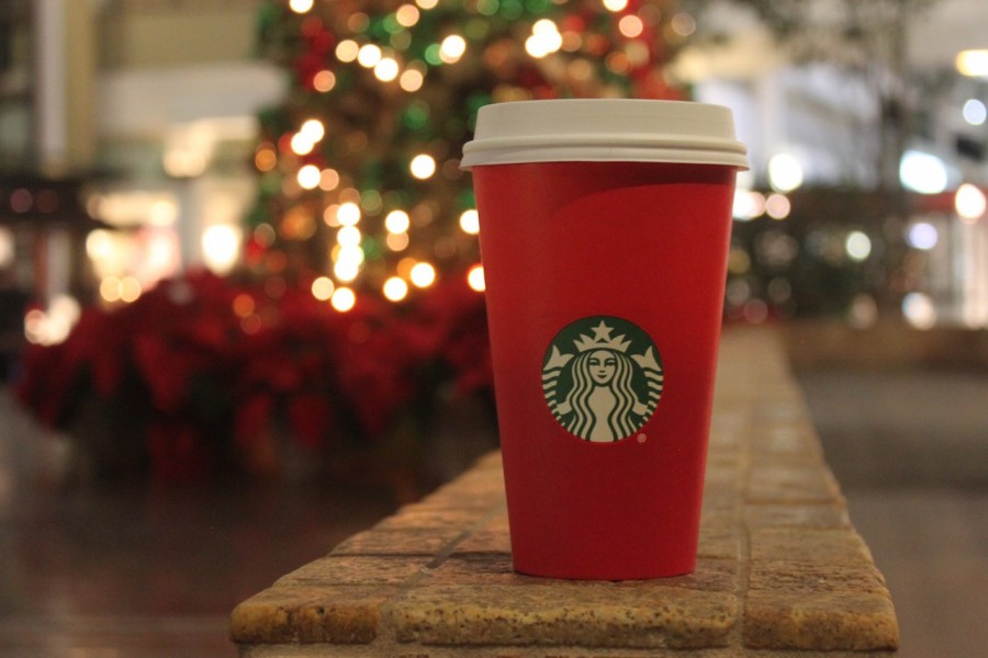 This infamous red Starbucks cup has sparked controversy over the company's possible anti-Christmas agenda.