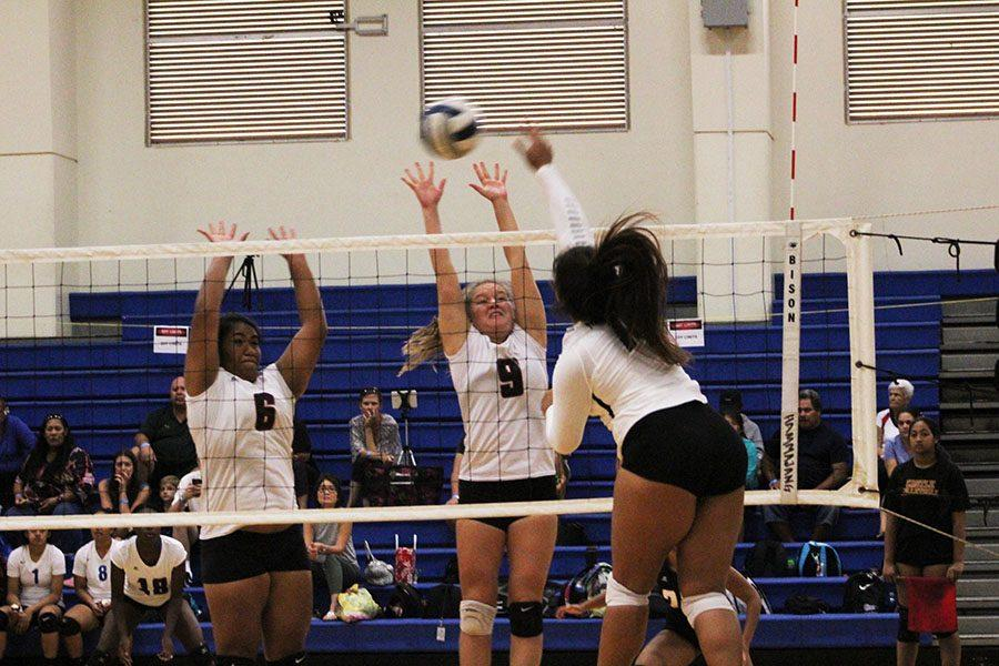 The action was intense at the Lee Ann DeLima Volleyball Classic, with all teams on their game in the 3-day preseason meet.