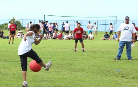 Recap: Kickball tournament brings spirit