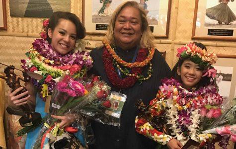 Nobriga is Miss Hula O Nā Keiki 2016