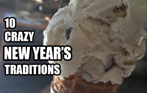 10 New Year's traditions from around the world