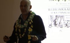 Dr. Williams advocates for corrected Hawaiian historiography